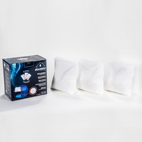 Pack de recambios de aparatos antihumedad Bolaseca
