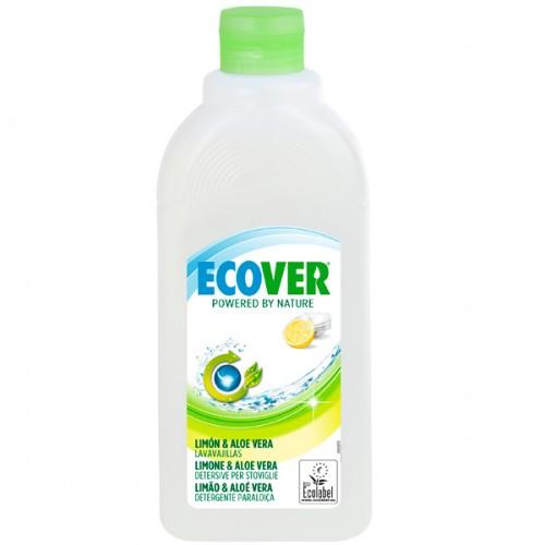 lavavajillas ecológico limon y aloe vera. Bolaseca