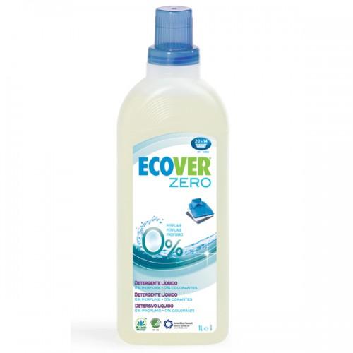 Detergente líquido concentrado ecológico 0% perfume Ecover. Bolaseca