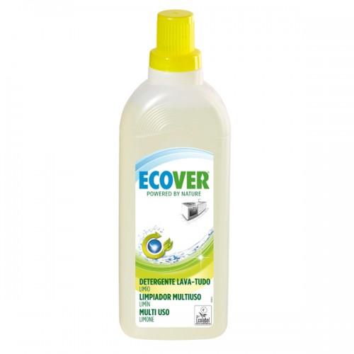 limpiador ecológico multiusos aroma limón. Ecover. Bolaseca