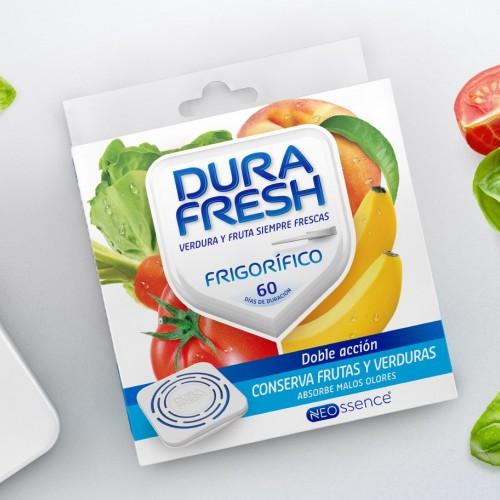 Durafresh fruta, verdura, como recién cogidas
